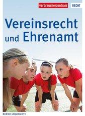 Cover Vereinsrecht und Ehrenamt